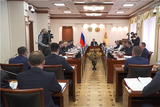 В Доме Правительства обсудили меры поддержки социальных категорий граждан и бизнесменов в условиях пандемии