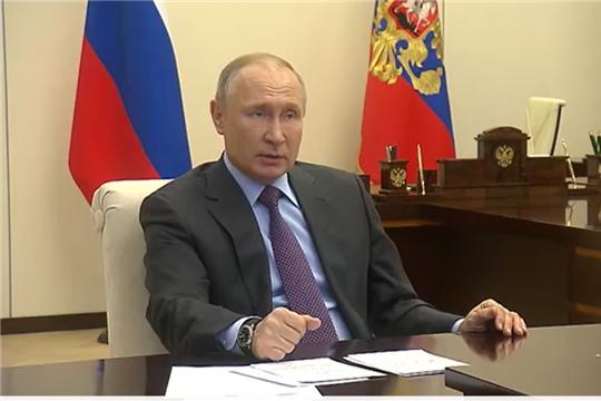 Президент России Владимир Путин озвучил меры поддержки россиян в связи с коронавирусом