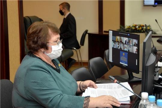 В Госсовете Чувашии обсудили меры поддержки граждан и бизнеса