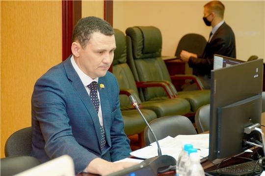 Состоялось заседание Комитета по экономической политике, агропромышленному комплексу и экологии