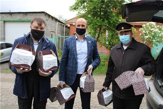 Алексей Мурыгин посетил Чебоксарский центр для детей-сирот