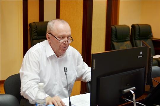 Комитет по социальной политике и национальным вопросам рассмотрел кандидатуру на должность Уполномоченного по правам ребенка в Чувашской Республике