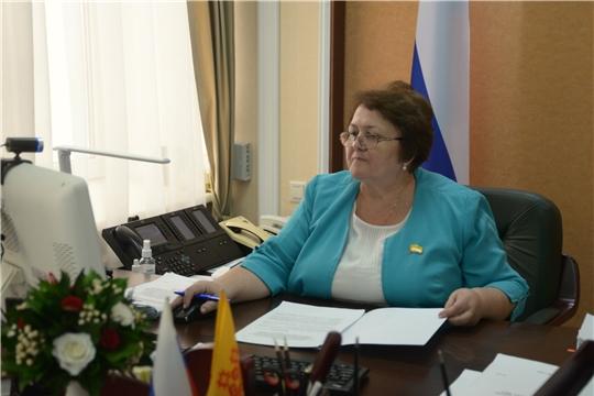 Депутаты обсудят перспективы поэтапного снятия ограничений, введенных в Чувашской Республике в связи с пандемией