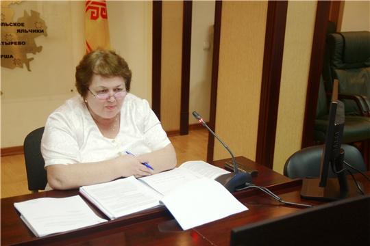 Президиум рассмотрел проект повестки дня очередной 42 сессии