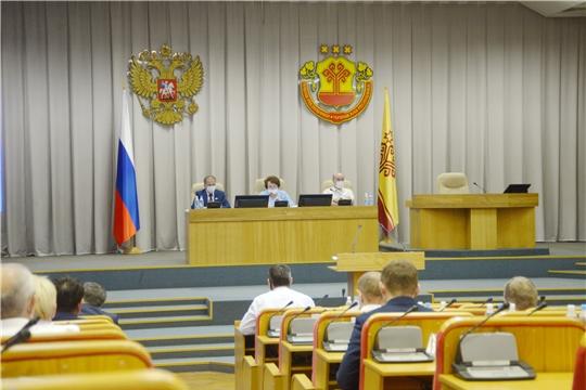 Парламент рассмотрел исполнение республиканского бюджета Чувашской Республики за 2019 год
