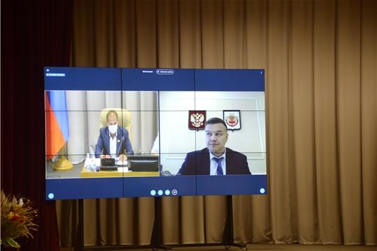 В ходе сессии депутатами принят ряд законов Чувашской Республики