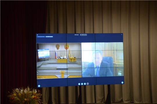 Госсовет направит в Правительство России ходатайство о присвоении Чебоксарам звания «Город трудовой доблести»