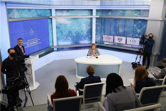 В. Матвиенко: Подавляющее большинство законов, разработанных и одобренных в этом году, имеет выраженную социальную направленность