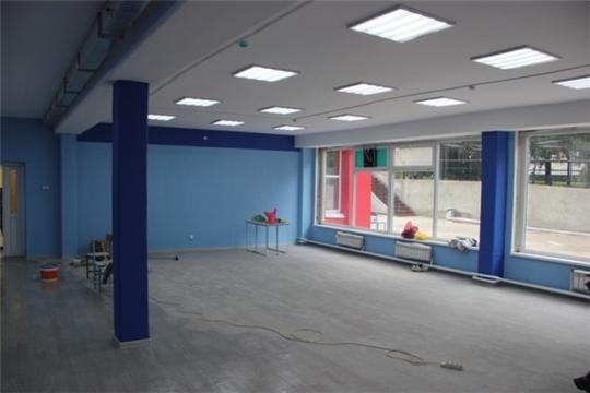 В чебоксарской школе №2 появится собственный спортивный зал самбо