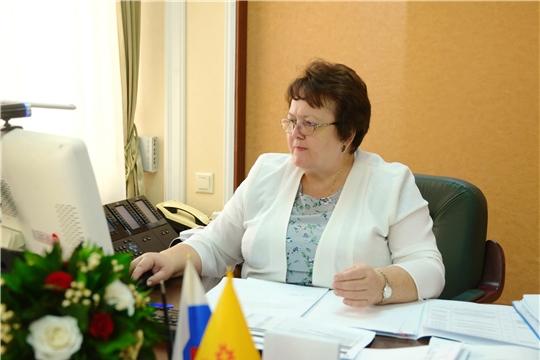 Альбина Егорова: «Выборы состоялись!»