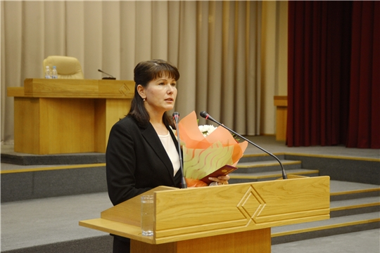 Уполномоченным по правам ребенка в Чувашской Республике стала Алевтина Федорова