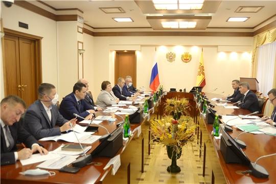 Депутаты Госсовета на встрече с Главой республики подняли актуальные вопросы
