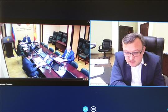 Комитеты Госсовета рассмотрели проект нового республиканского бюджета Чувашской Республики