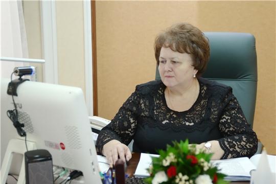 Руководством Госсовета обсуждены планы работы на ближайший месяц