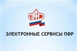 Электронные услуги и сервисы ПФР