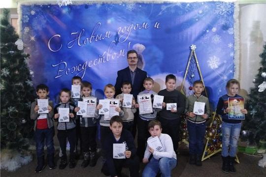 Юные шумерлинцы выявляли сильнейших в первый день III Новогоднего шахматного фестиваля