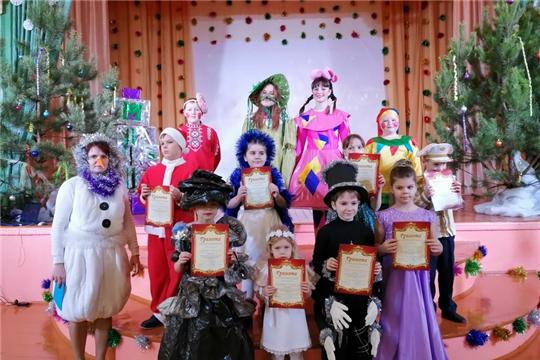 Фестиваль новогодних и эко-костюмов «Новогодний маскарад»