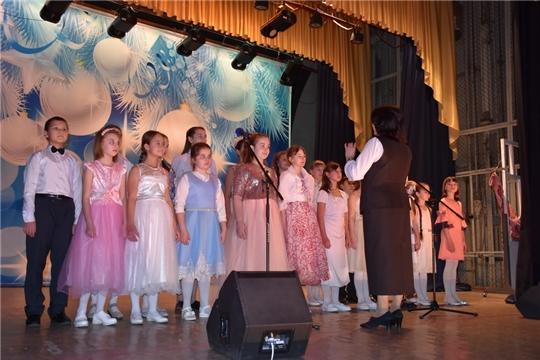 В Шумерле прошел IX городской творческий православный фестиваль «Рождественская  звезда»