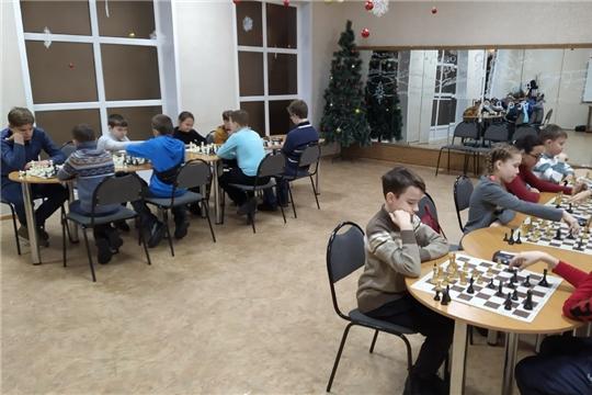 III Новогодний шахматный фестиваль