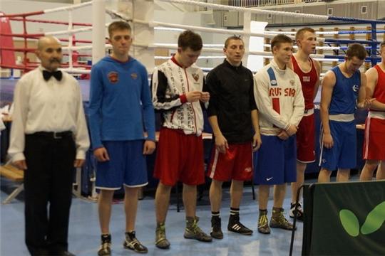Новые спортивные победы шумерлинских боксеров