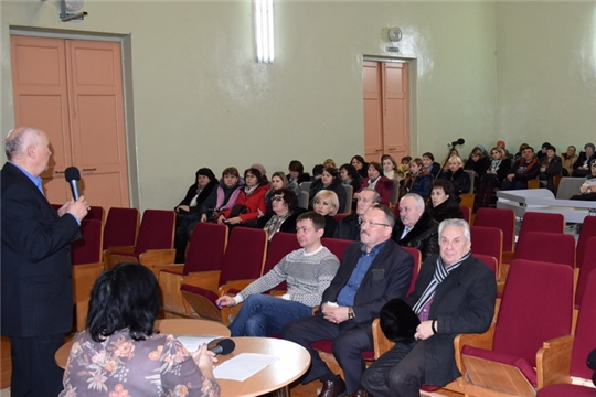 В Шумерле прошло обсуждение по выбору общественной территории, подлежащей благоустройству в 2020 году в рамках программы «Формирование комфортной городской среды»