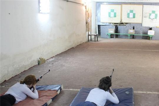 Конкурс по пулевой стрельбе