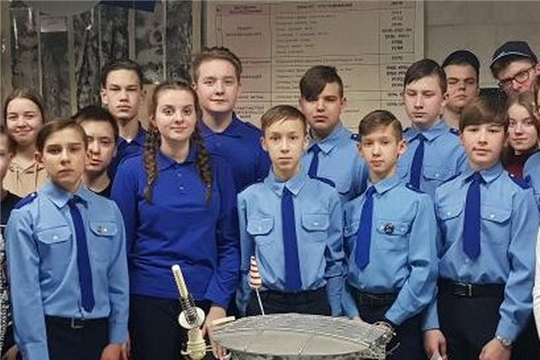Юные космонавты МБОУ «Гимназия №8» в Центре «Космонавтика и авиация» на ВДНХ и предприятии «Российские космические системы»