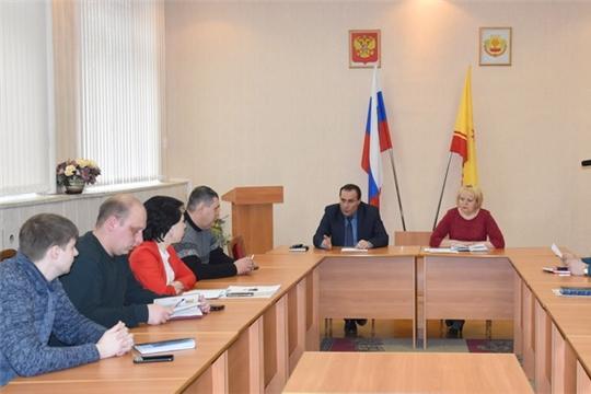 На заседании КЧС города Шумерля обсудили подготовку к паводку и меры по повышению пожарной безопасности