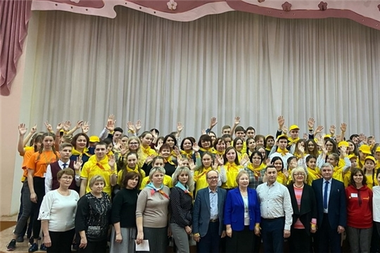 В рамках реализации проекта Фонда «Чувашия» «PRO-здоровье» в Шумерле прошёл заключительный зональный семинар волонтеров добровольческого объединения за здоровый образ жизни