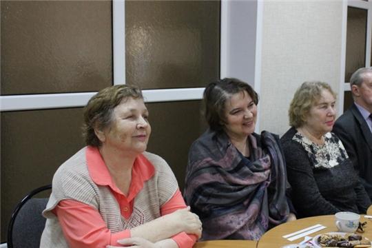 Состоялось расширенное заседание Совета ветеранов города Шумерля