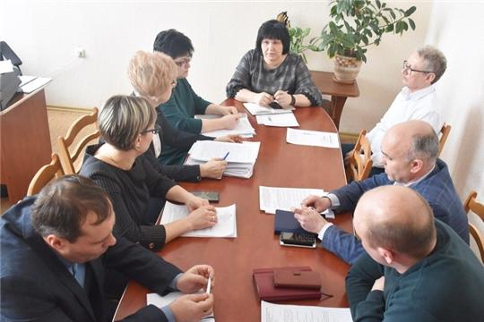 На совместном заседании профильных комиссий обсуждена ситуация по предупреждению завоза и распространения новой коронавирусной инфекции на территории города Шумерля