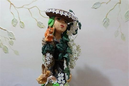 Педагог из Шумерли стала победителем республиканского творческого конкурса «Мир кукол»
