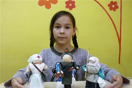 Обучающаяся студии «Я – дизайнер» и Студия«Калинка» Центра детского творчества города Шумерля – победители Всероссийского национального конкурса искусств «Виктория»