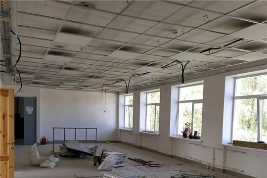 В школе №2 города Шумерля начнет свое функционирование Центр образования цифрового и гуманитарного профилей «Точка роста»