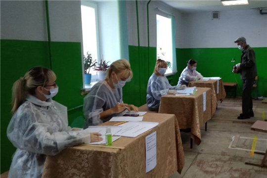 В Шумерле продолжается Общероссийское голосование по поправкам в Конституцию Российской Федерации