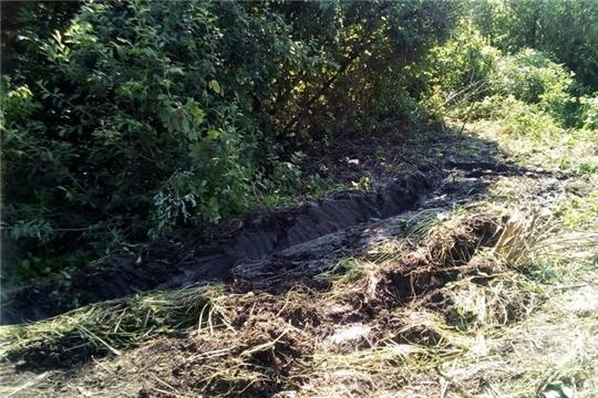 Специалисты «Водоканала» приступили к устранению прорыва на трубопроводе в поселке Лесной