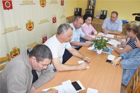 Вопросы организации дорожного движения в городе Шумерля были рассмотрены на заседании межведомственной комиссии под председательством главы администрации Валерия Шигашева