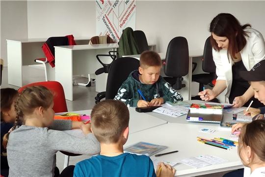 В городе Шумерля стартовал проект «Образовательная программа для детей из малообеспеченных семей «МультEnglish»