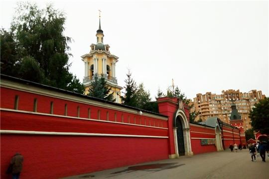 Паломническая поездка к мощам святой старицы Матроне Московской