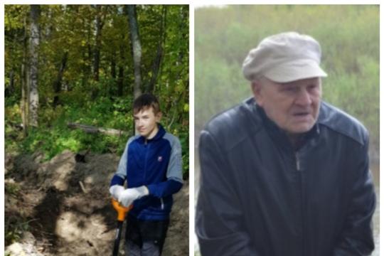 Преемственность поколений: правнук «Строителя рубежа» трудится на восстановлении окопов