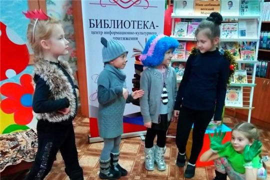 Актеры детского православного библиотечного театра «Улыбка веры»  продолжают участие во втором творческом сезоне
