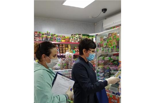 В Шумерле были обследованы объекты сферы потребительского рынка...