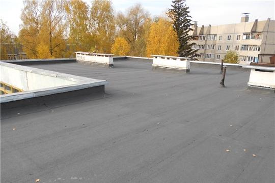 Первый этап капитального ремонта детского сада «Аленушка»