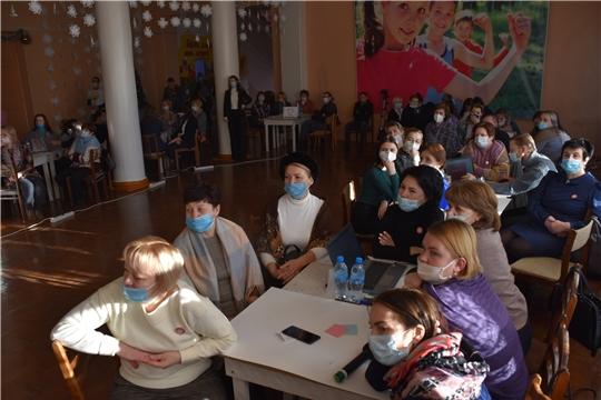 В Шумерле состоялся проектный семинар по благоустройству общественной территории