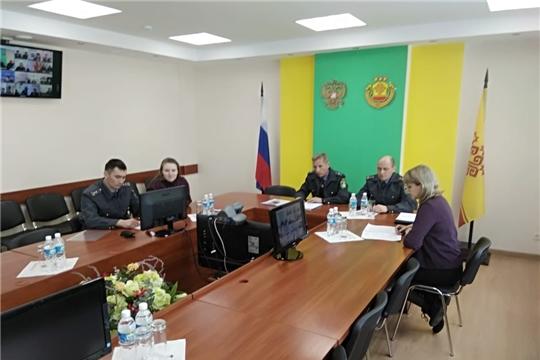 Состоялось совещание Гостехнадзора в режиме видеоконференцсвязи