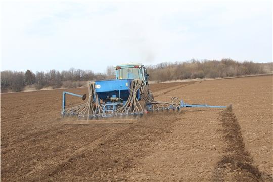Провести сев в кротчайшие сроки – главная задача аграриев