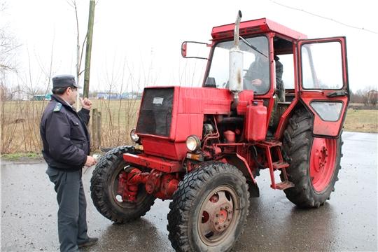 Частные владельцы подремонтировали свою сельхозтехнику добросовестно и в срок