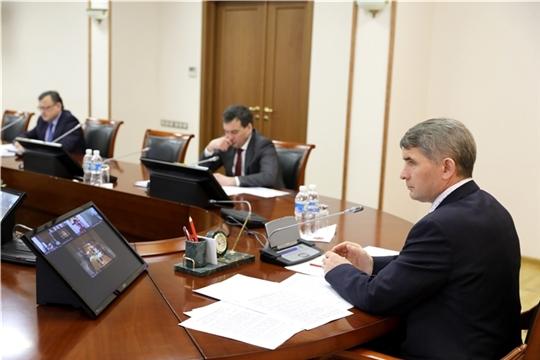 Олег Николаев: Чувашия готова предоставить максимально возможные преференции для создания нового производства тракторов