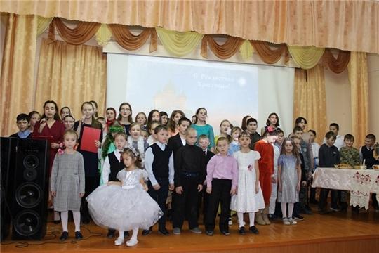 Состоялся V Рождественский фестиваль «Волшебство Рождества»