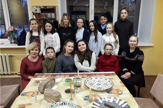 Вечер предсказаний «Святочное новогодье» прошел в  Центре развития  культуры